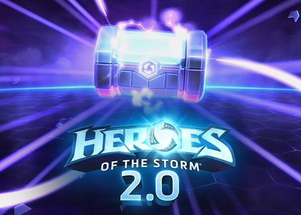 Will Loot Chests save Heroes of the Storm?