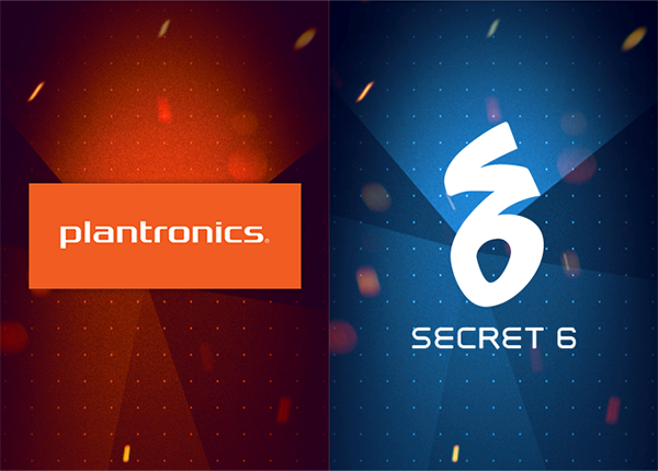Plantronics And Secret6 Partnership For ESGS