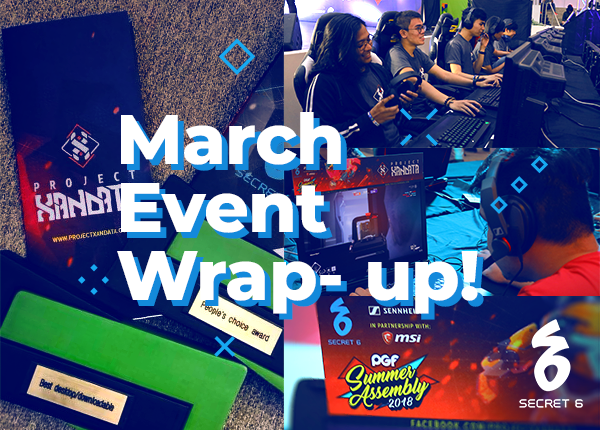 March Events Wrap-up