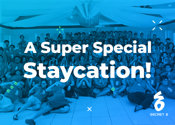 A Super Special Staycation