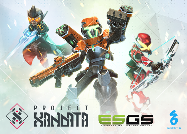 Project Xandata is ready for ESGS 2018