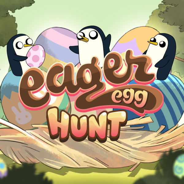 Cartoon Network Eager Egg Hunt