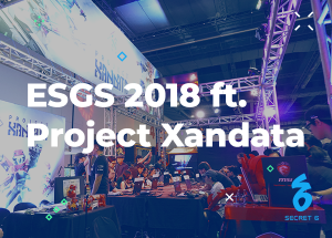 ESGS 2018 ft. Project Xandata