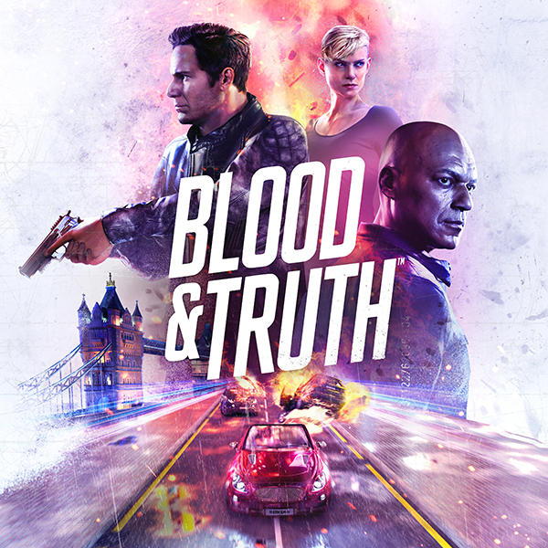 Blood & Truth Playstation VR