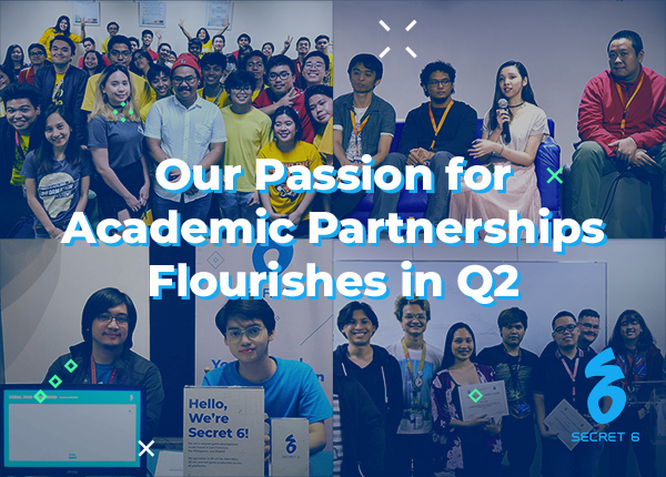 Our Passion for Academic Partnerships Flourishes in Q2 2019