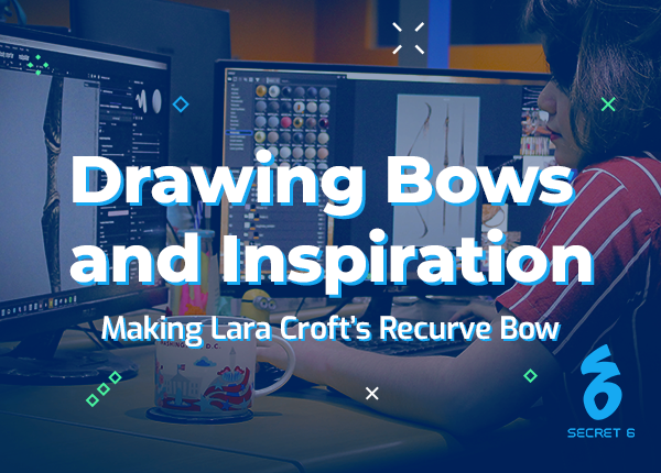 Drawing Bows and Inspiration: Making Lara Croft's Recurve Bow