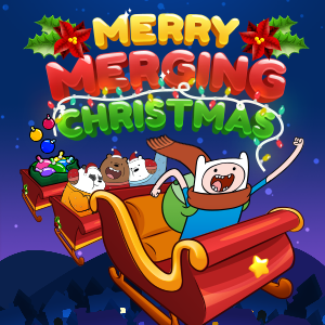 Cartoon Network Merry Merging Christmas