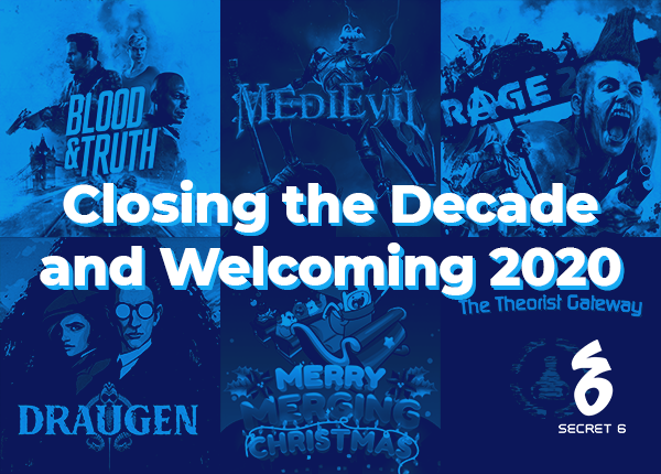 Closing The Decade and Welcoming 2020