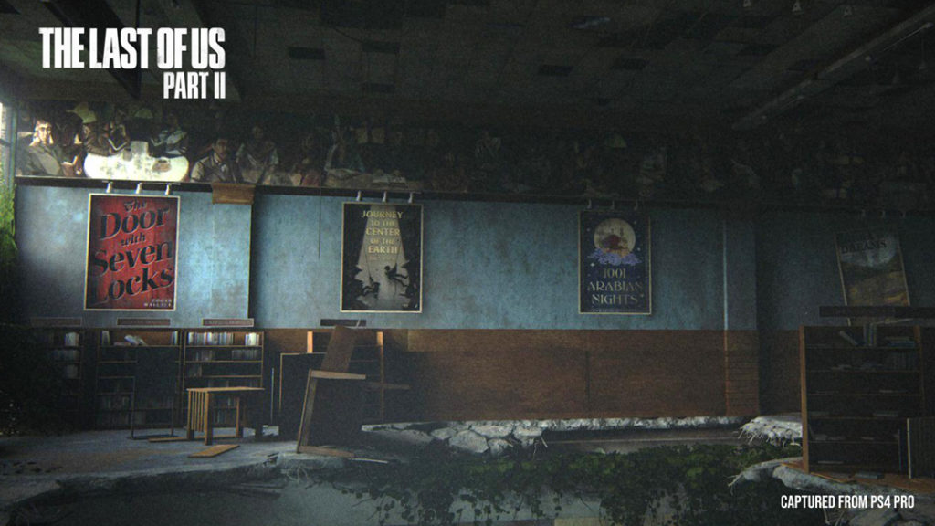 Graphic Design for The Last of Us Part II