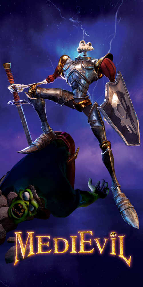 MediEvil Remake for PlayStation 4 (PS4)
