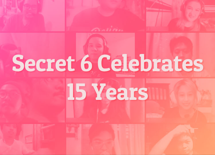 Secret 6 Celebrates 15 Fruitful Years in Games