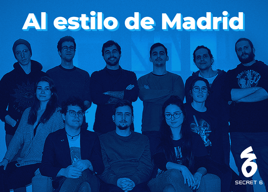 Al estilo de Madrid: The Story of Secret 6's Madrid Studio
